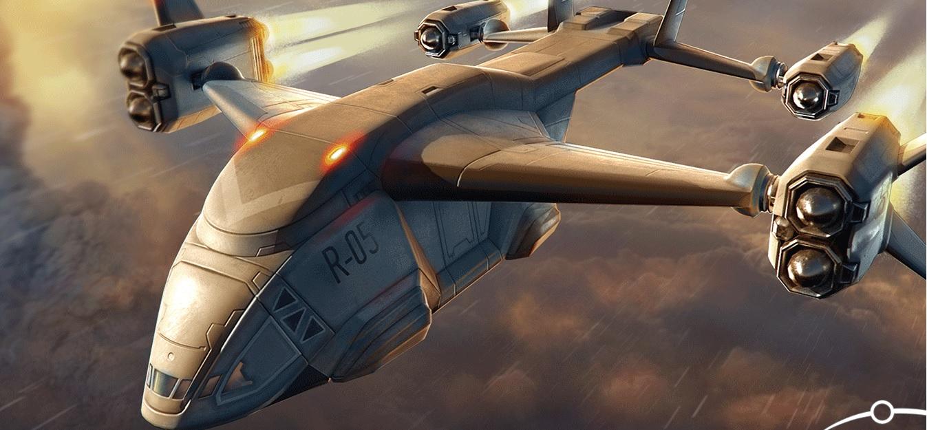 Frontier Pilot Simulator